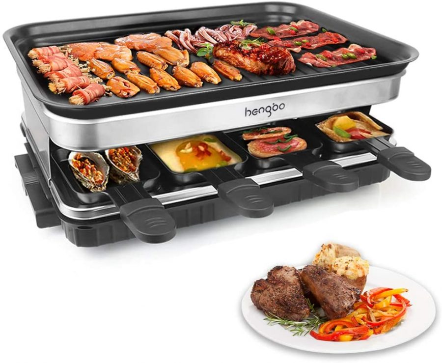 Raclette Grill HengBO