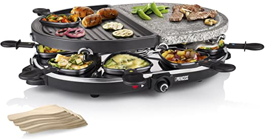 Raclette grill todas